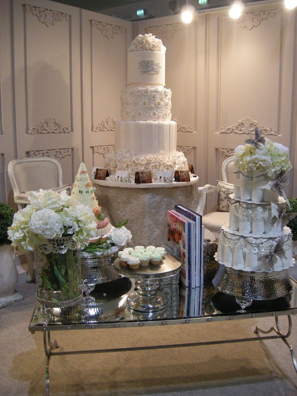Bride Show Dubai - Candels & Rings 1