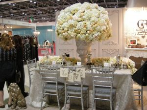 Bride Show Dubai - Candles & Rings