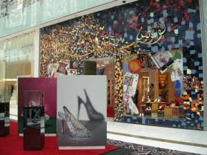 Christian Louboutin - The Dubai Mall 1