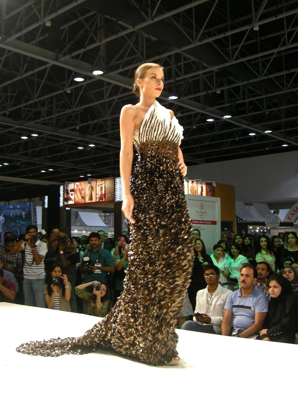 Dubai-grown Haute Couture - Bride Show Dubai 20