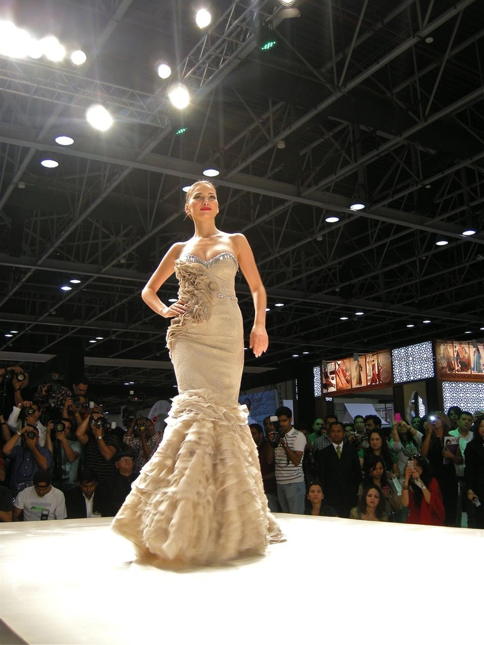 Dubai-grown Haute Couture - Bride Show Dubai 3