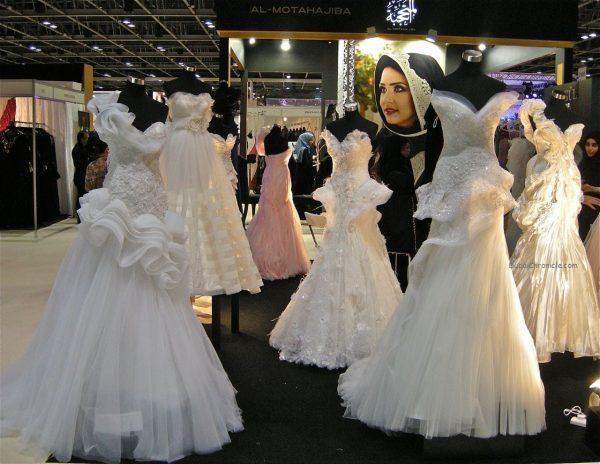 Wedding Dresses Bride Show Dubai