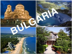 Bulgaria Collage