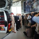 Emirates Air Line becomes UK's first urban cable car