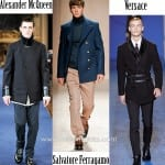 Men Fashion Trends Fall 2012