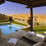 Christmas, New Year holiday package by Qasr Al Sarab Desert Resort by Anantara
