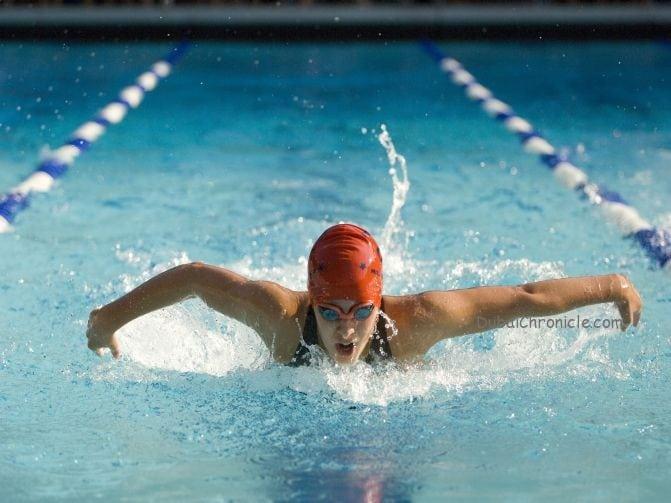 9th Dubai International Swimming Championship 2012