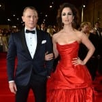 Daniel Craig and his Bond girl dazzle at premiere of Skyfall