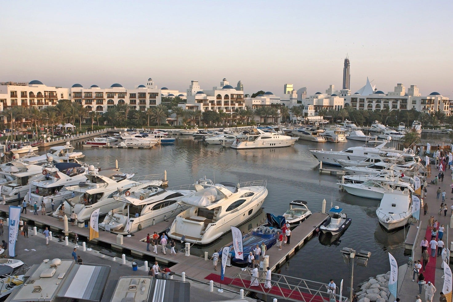 The Dubai Pre-Owned Boat Show 2012 3