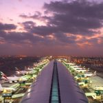 2012 DXB Airport at Dawn 2 (1)