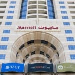 Christmas and New Year at Dubai Marriott Harbour Hotel and Suites