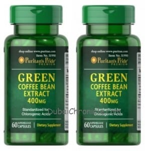 TAGS Diet Green Coffee Bean Extract Obesity Weight Loss