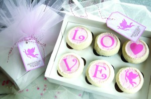 Magnolia Bakery 'Love Note' Box AED95 @ Bloomingdale's Home