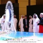 Dubai to build Bluewaters Island; New Dubai Eye landmark