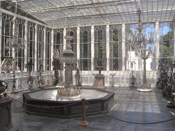 Winter Garden of Dolmbache Palace-DSCN2864