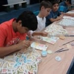 Summer activities for kids at Dubai International Art Centre