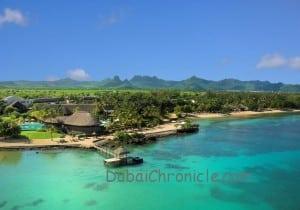 The Maritim Hotel, Mauritius Aerial View R