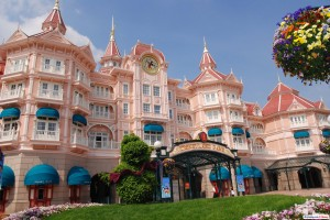 Disneland Paris magic-kingdom-hotel