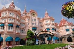 Disneland Paris magic-kingdom-hotel