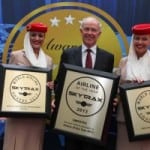 Emirates Takes Home 2013 'World's Best Airline' Award