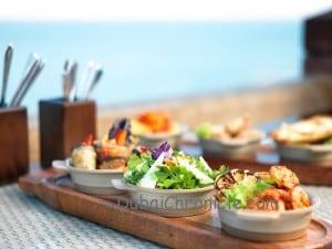 Jumeirah_Bilgah_Beach_Hotel-Promenade-food