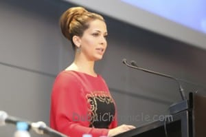 Princess Haya in Paris