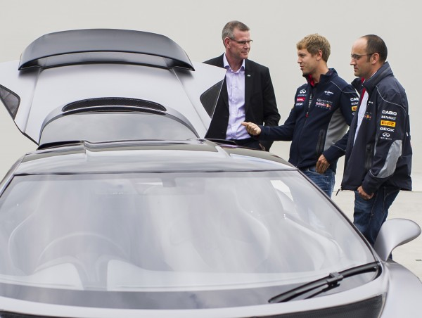 Sebastian Vettel explores the future of Formula One and road car technology ahead of British Grand Prix 2013