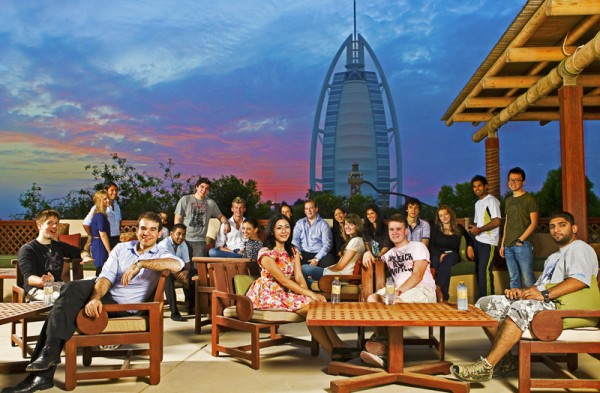 The_Emirates_Academy_of_Hospitality_Management_-_Students_on_Rooftop