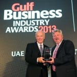 Emirates leads the way in aviation at Gulf Business Industry Awards 2013
