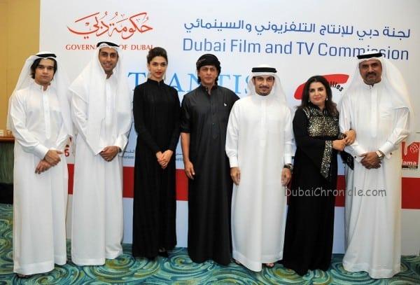 Shah Rukh Khan Deepika Padukone Abhishek Bachchan