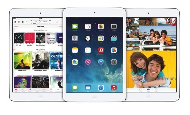 iOS 7 iPad_mini