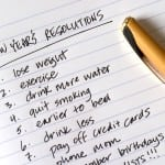 Celebrities New Year's Resolutions May be Inspiring
