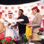 Football legend Pelé is Emirates' Global Ambassador
