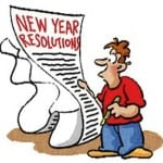 Most common New Year's Resolutions and apps to help achieve them