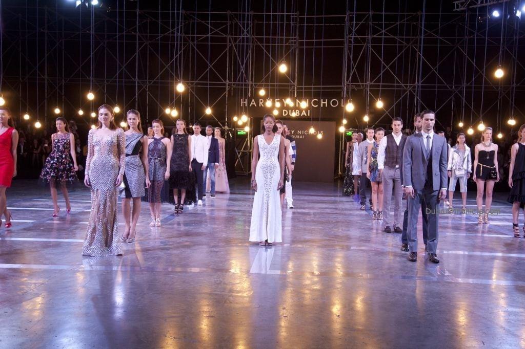 Harvey Nichols - Dubai SpringSummer 14 Fashion Show (53)