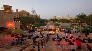 Medinat Jumeirah Burj Al Arab View