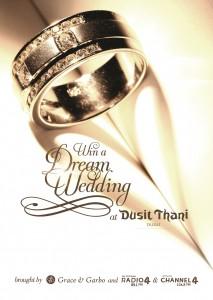 Win a dream wedding in Dubai 1