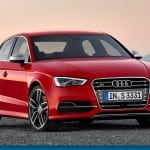 The all-new Audi A3 Sedan