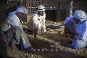 Arab Emirati Men