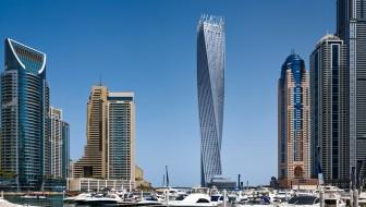INFINITY TOWER, DUBAI