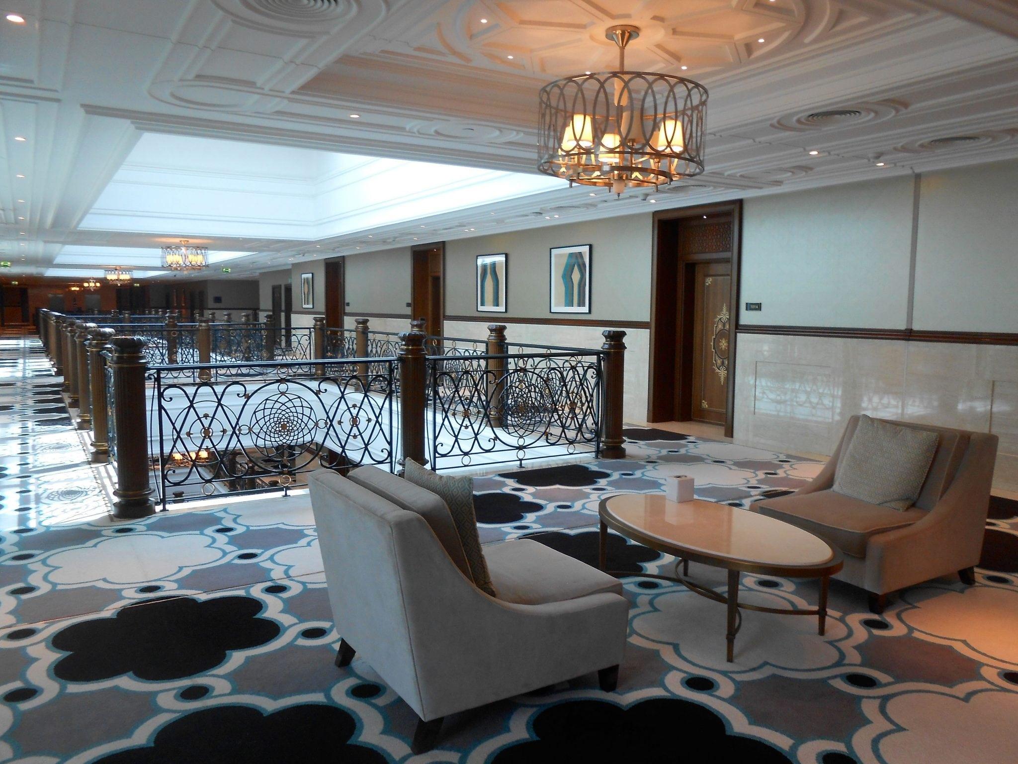 Waldorf Astoria Corridors