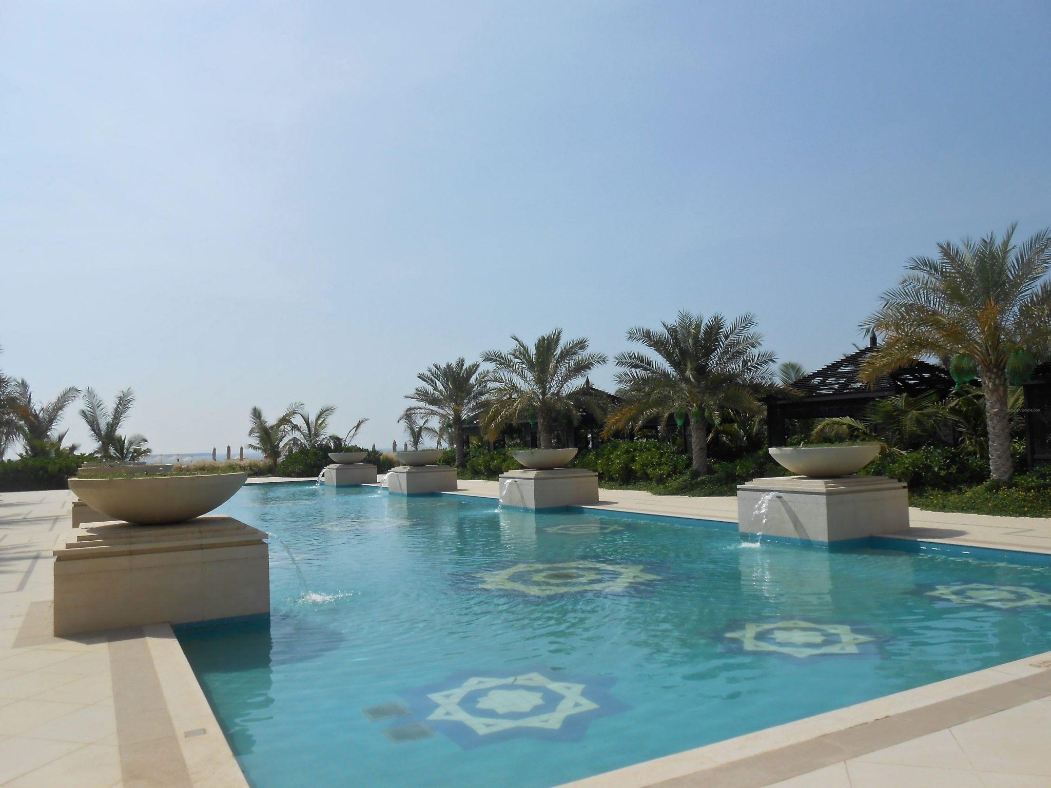 Waldorf Astoria Ras Al Khaima Pool
