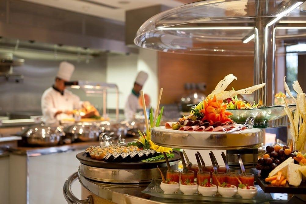 Shores Restaurant -Ramada Plaza JBR