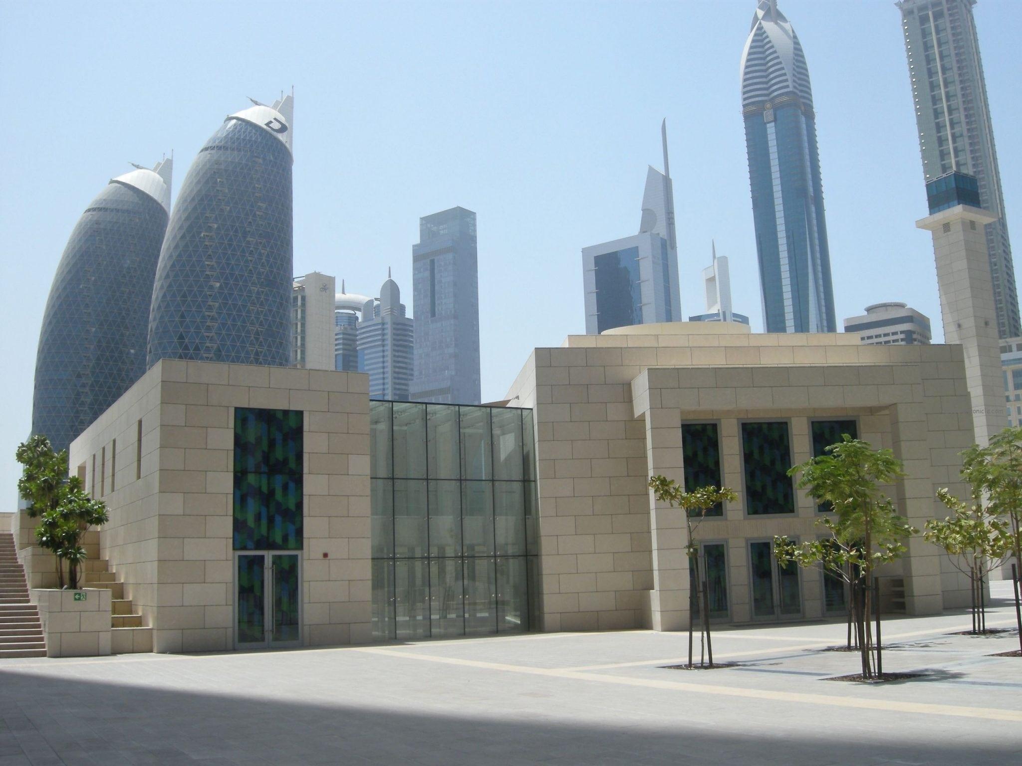Burj Daman Mosque