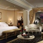High class comes with a price tag, Rome Cavalieri is no exception