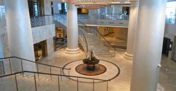 Waldorf Astoria Palm Jumeirah Lobby