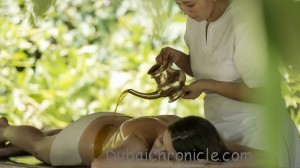 Maldives Spa Body Massage
