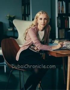 Mrs Franca Sozzani Editor-in-Chief of Vogue Italia