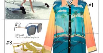Top 3 beach.w essentials take 2 Proxima