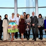 Vogue Fashion Dubai Experience - Press Conference